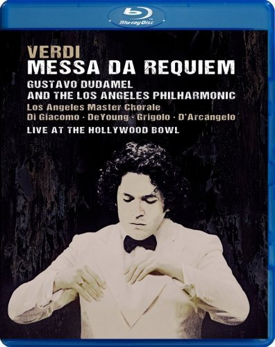 Los Angeles Philharmonic Orchestra - Messa Da Requiem (Blu-ray)