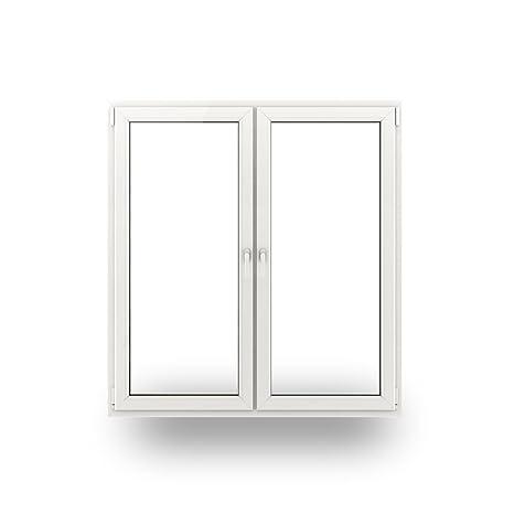 fach verglast Fenster. 6 Kammer Balkontür 1 Flügel Dreh //Kipp   2 oder 3