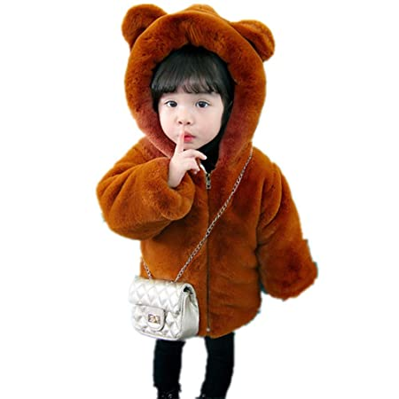 659515af7c6d Thermal Cute Girls Rabbit Ears Velvet Fleece Lined Winter Warm ...