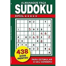 Almanaque Faça Sudoku - Difícil