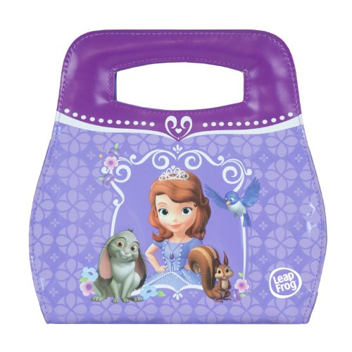 LeapFrog Royal Fashion Case featuring Disney Sofia the First (Works with all LeapPad2 Tablets and