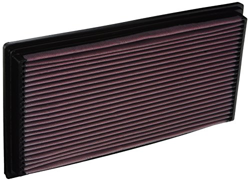 K&N 33-2670 High Performance Replacement Air Filter