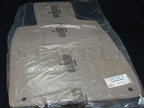 Lexus Genuine Parts 00200 50930 15 Oem Lexus Ls400 Taupe Ivory Carpet Floor Mat Set Buy Online In Gibraltar Lexus Products In Gibraltar See Prices Reviews And Free Delivery Over Gip50 Desertcart