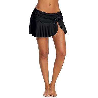 Sylar Falda De Baño Verano Mini Falda De Baño De Bikini Shorts De ...