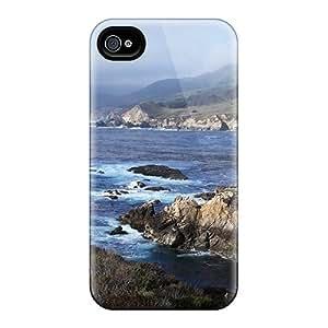 Fashionable QGL37777GJUi Iphone 6 Cases Covers For California Seacoast Protective Cases