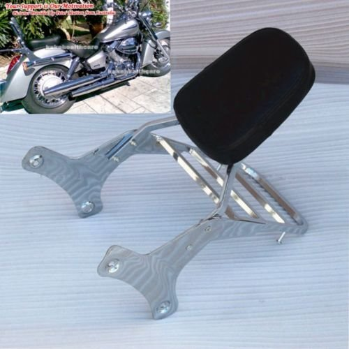New passeggero schienale Sissy bar per Honda Shadow VT400/750  98  –   03, Honda accessori Honor JD