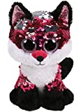 Ty Flippables Jewel the Fox Sequin Soft Toy