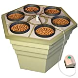 General Hydroponics EcoGrower Drip Hydroponic System