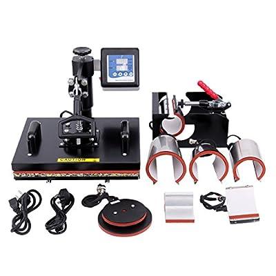Iglobalbuy Heat Press Transfer Machine
