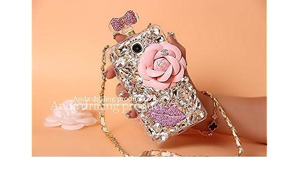 Amazon.com: iPhone 4/4S Case, iNenk® Perfume Bottle ...