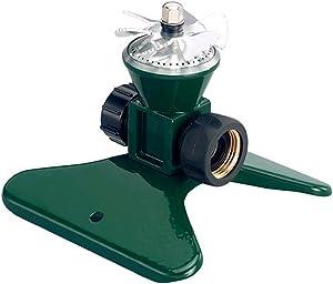 Orbit 58333 Lawn & Garden Cyclone II Tandem Base Rotating Sprinkler