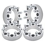 5 lug chevy truck wheels - GDSMOTU 8 Lug Chevy GMC Wheel Spacers, 4pc 8x6.5 Wheel Spacers Adapters 2