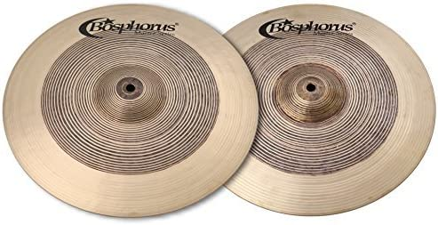 Bosphorus Cymbals M13H 13-Inch Master Series Hi-Hat Cymbals Pair [並行輸入品]