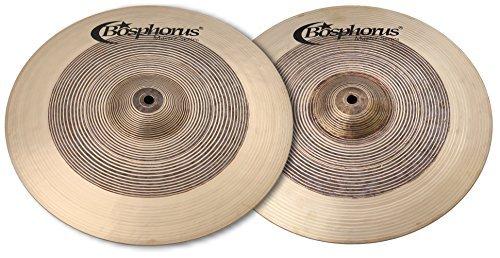 Bosphorus Cymbals M13H 13-Inch Master Series Hi-Hat Cymbals Pair [並行輸入品] B07DWK6BY1