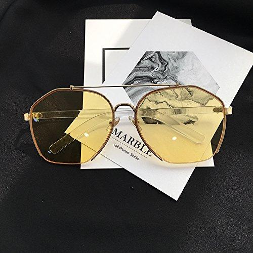 Macho Gafas zhenghao Y Frame Hembra De C4 Xue Sol Big Sol Gafas De c5 dqTw8Ix5