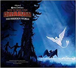 Amazon Com The Art Of How To Train Your Dragon The Hidden