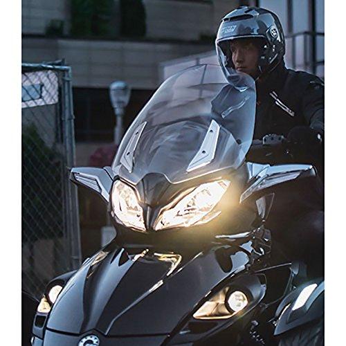 Am Spyder Roadster - Can-Am Spyder Roadster RS ST GS Halogen FOG Light Lamp Lights 219400614 Can Am