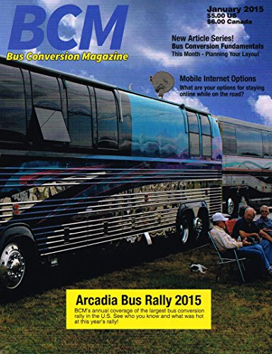 Prevost Bus (Bus Conversion Magazine - January 2015 - Print Version)