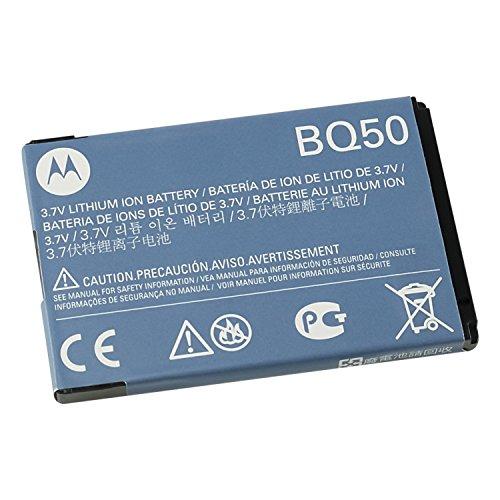[MOTOROLA OEM BQ50 BATTERY FOR EM28 W175 W233 W230] (Motorola W375 Memory)