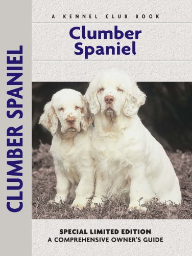 Clumber Spaniel (Comprehensive Owner's Guide) 1