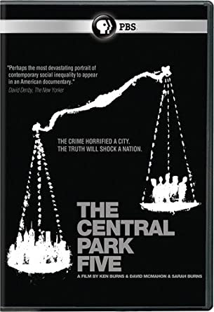 Amazon Com The Central Park Five Antron Mccray Kevin Richardson Ken Burns Sarah Burns Movies Tv