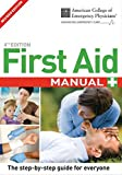 ACEP First Aid Manual, 4th Edition (DK First Aid Manual)