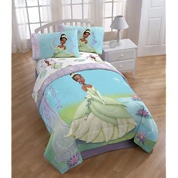 Amazon Com Disney Princess And The Frog Twin Comforter