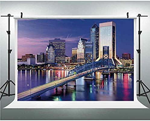 office backdrops. United States Backdrops Photography Props Urban Cityscape Bridge Office Buildings Jacksonville Florida For Pictures Professional 59\