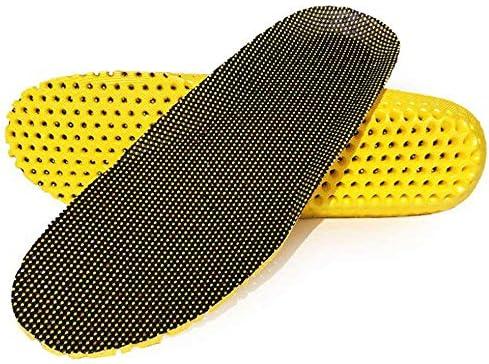 Volvo Einlegesohlen,Sport Insoles Foot Bed Cushioning Insoles Work Shoes Gel Insole Insert Insoles for Men and Women,ideal für Sport und Alltag,Frauen (35-40) Männer (41-45)