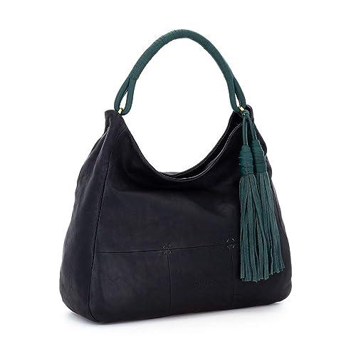 Abbacino Amïna, Cartera para Mujer, (Negro), 20x30x25 cm (W x H x L): Amazon.es: Zapatos y complementos