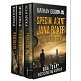 The Special Agent Jana Baker Spy-Thriller Series Box Set (Books 1-3)