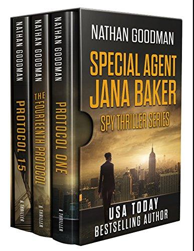 The Special Agent Jana Baker Spy-Thriller Series Box Set (Books 1-3) (Special Baker)