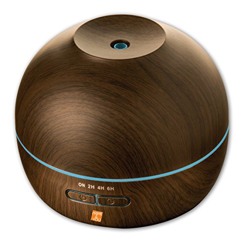 essential-oil-diffuser-300ml-wood-grain-aroma-diffuser-w-waterless-protection-and-7-colors-led-light