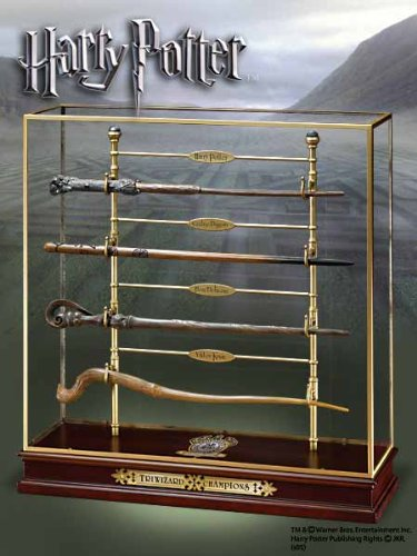 Harry Potter – Triwizard Champions Wand Set
