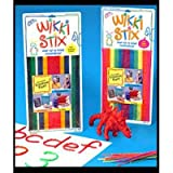SCBWKX804-7 - WIKKI STIX NEON COLORS pack of 7
