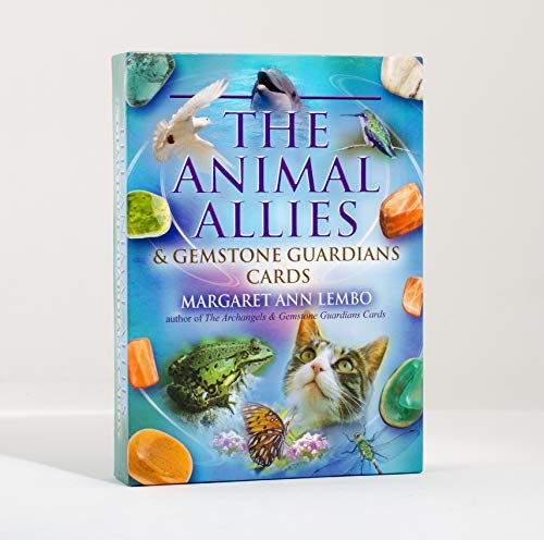 The Animal Allies and Gemstone Guardians Cards Cards – 19 June 2018