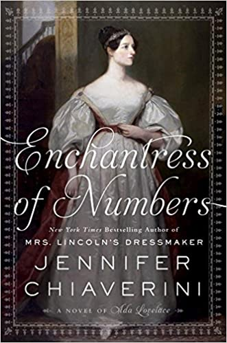 Image result for Enchantress of numbers : a novel of Ada Lovelace