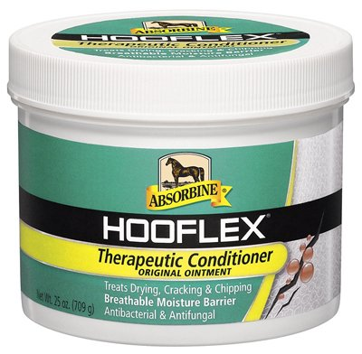 W F Young 428109 Hooflex Conditioning Ointment For Horses, 25-oz. - Quantity 6 by WF Young