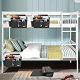 iwoxs Bedside Caddy, Bedside Storage