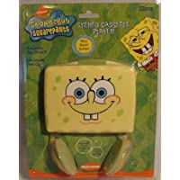 Spongebob Squarepants Stereo Cassette Player