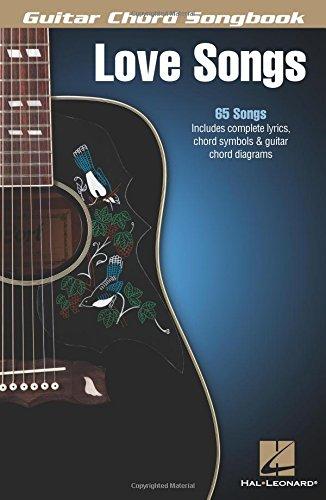Love Songs (Guitar Chord Songbooks)
