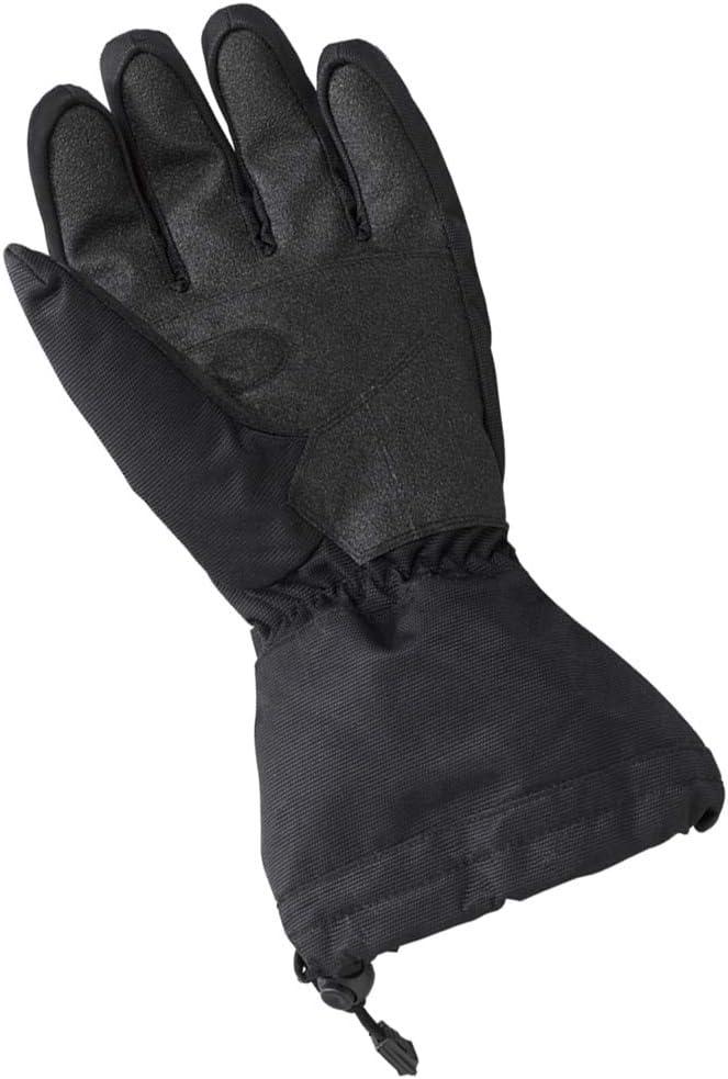 Castle X Platform Mens Snowmobile Gloves Black Large