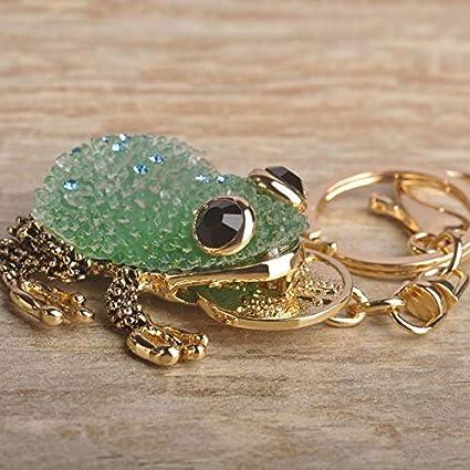 Amazon.com : Rarido Blucome Kawaii Green Blue Lucky Toad ...
