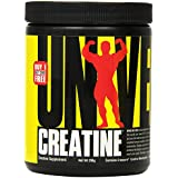 Universell Nutrition Creatine Powder, 200 Grams (Pack of 2)