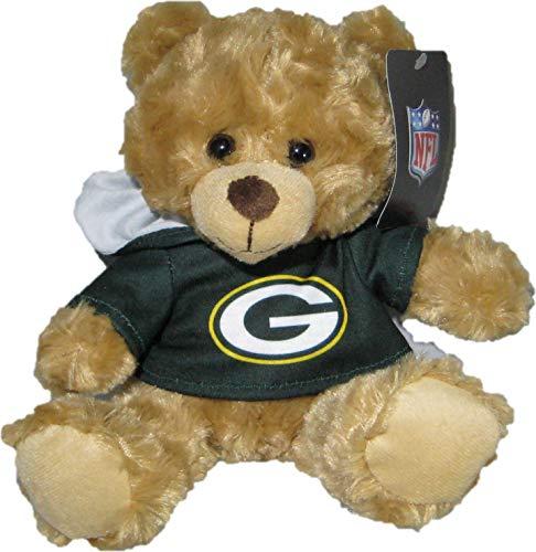 (The Good Stuff NFL Green Bay Packers Hoodie Bear)