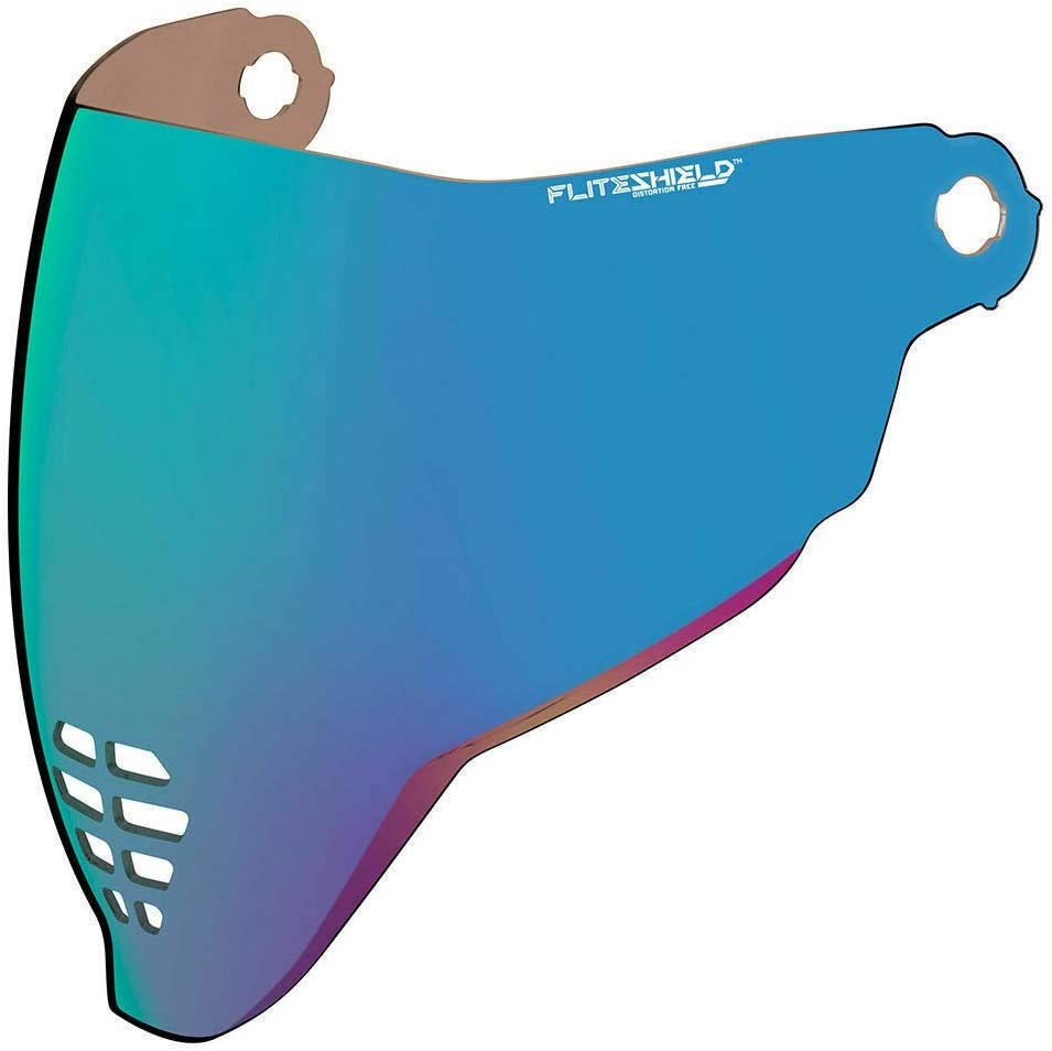 Icon Airflite Helmet Visors for Motorcycle Motorbike Racing Lids Pinlock Ready Fog Free Shields Visors