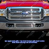 07 super duty billet grill - 05-07 Ford F250/F350 Super Duty Billet Grille Grill Combo Insert # F67967A