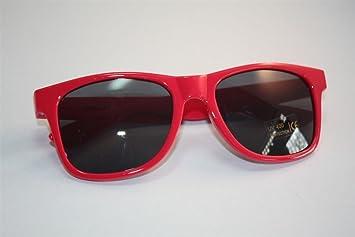 Bacardi Sonnenbrille Wayfarer Nerd Brille UV 400 Schutz - 10er Set pfx69I