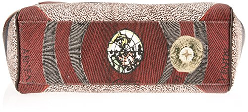 Borsa Tibetan 13x35x30 Grigio Donna x Gattinoni W Gpcb004 a H Spalla cm L x 54wcxqaOf