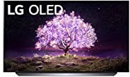 "LG OLED55C1PUB Alexa Built-in C1 Series 55"" 4K Smart OLED TV ("